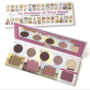 🆕 theBalm In the Balm of Your Hands vol 2 palette